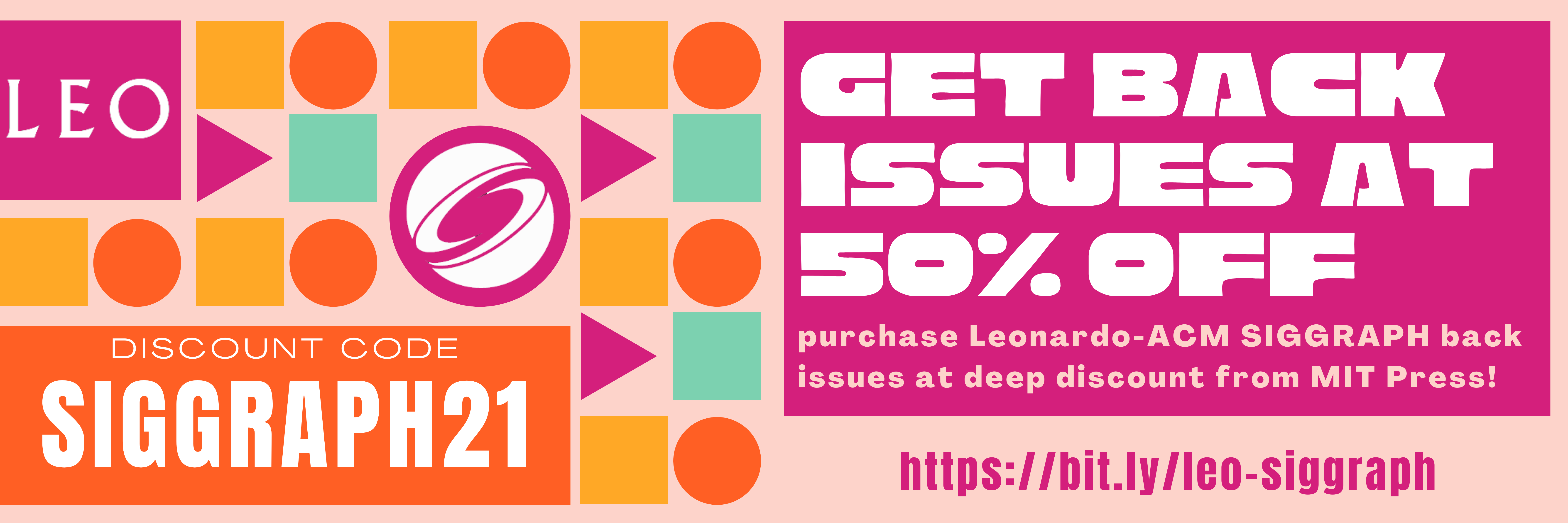 50% Back Issue Sale Banner