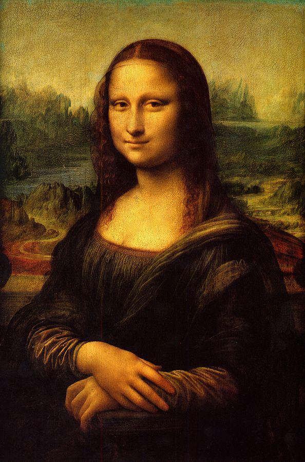 wikimedia Mona Lisa