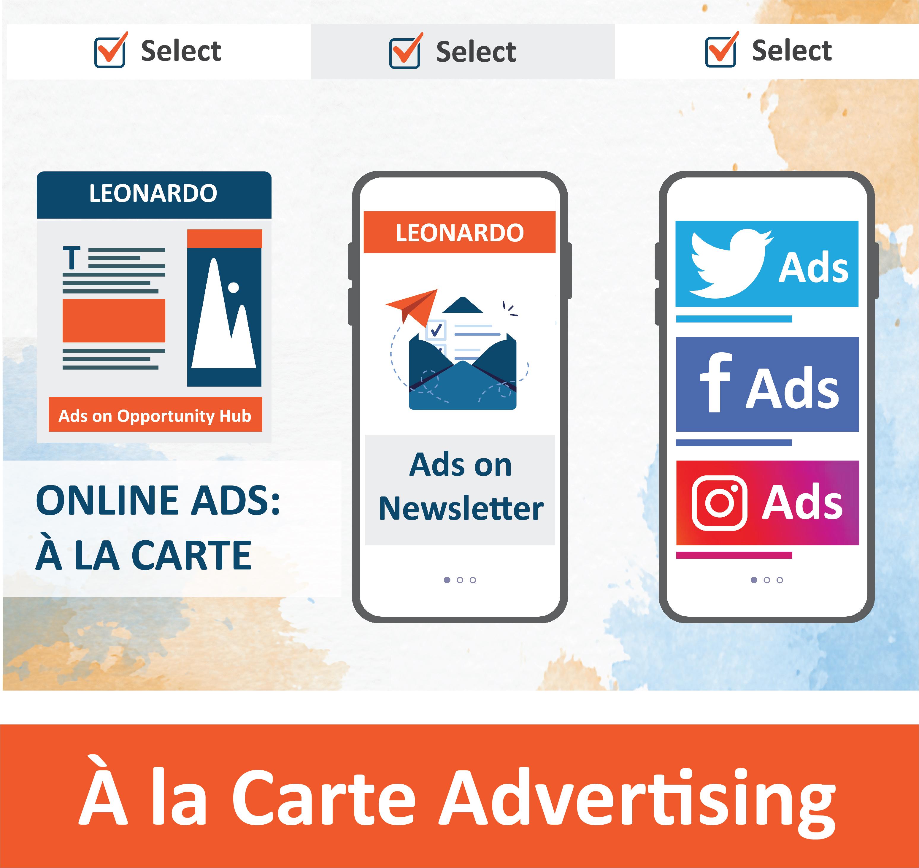 À la Carte Advertising