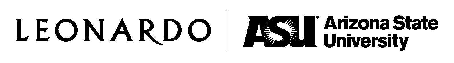 Leonardo ASU Logo