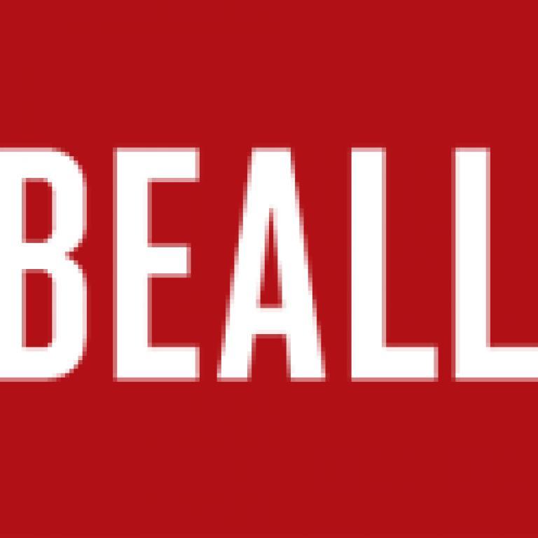Beall Center for Art and Technology logo