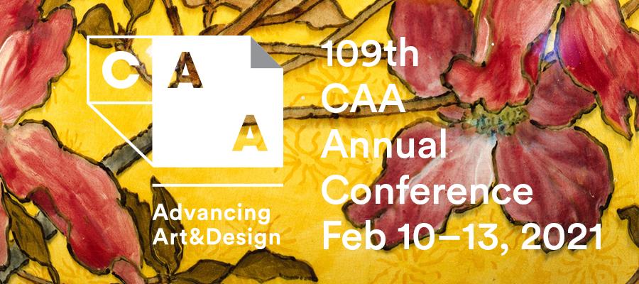 College Arts Association Conference Slider 2021