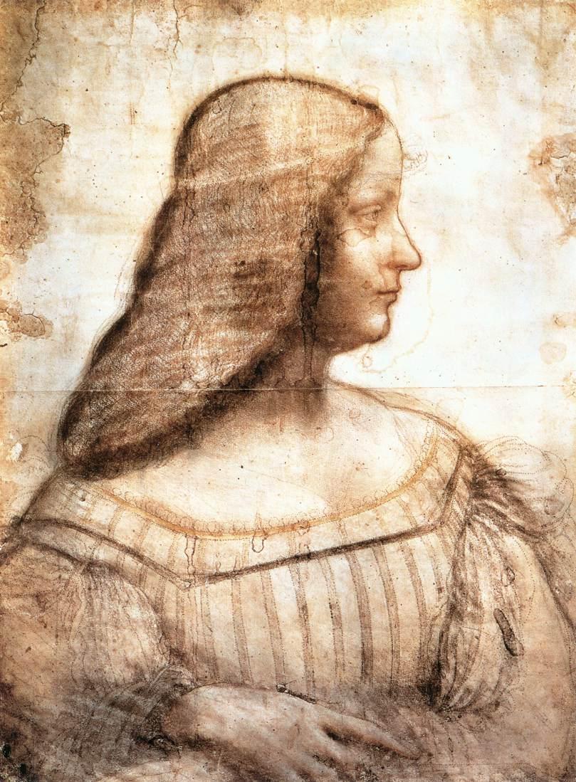 Isabella D'Este wikipedia commons