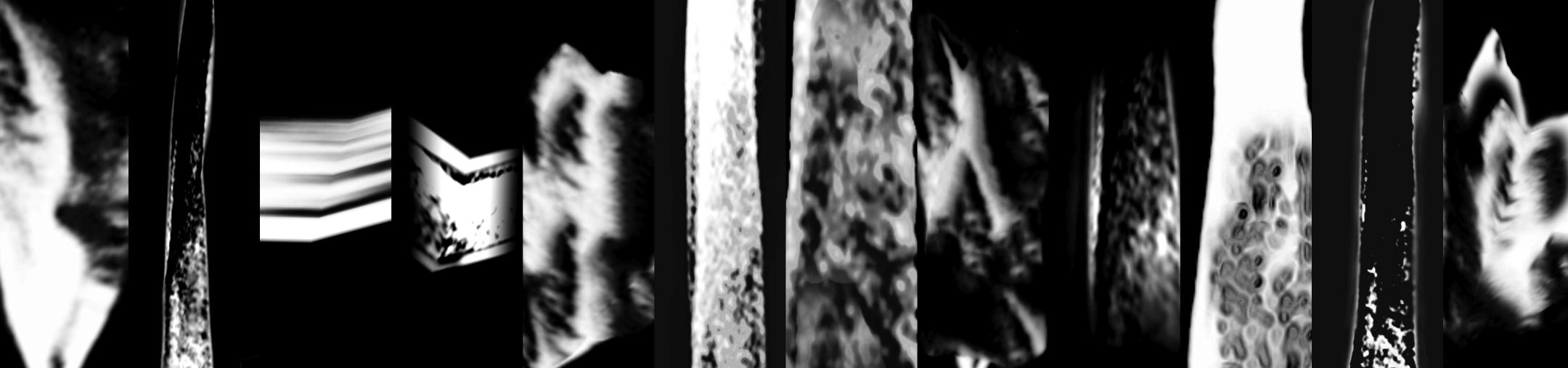 Massimiliano Viel, <cite>Cluster_03</cite>, digital image, 2014. (<c> Massimiliano Viel)