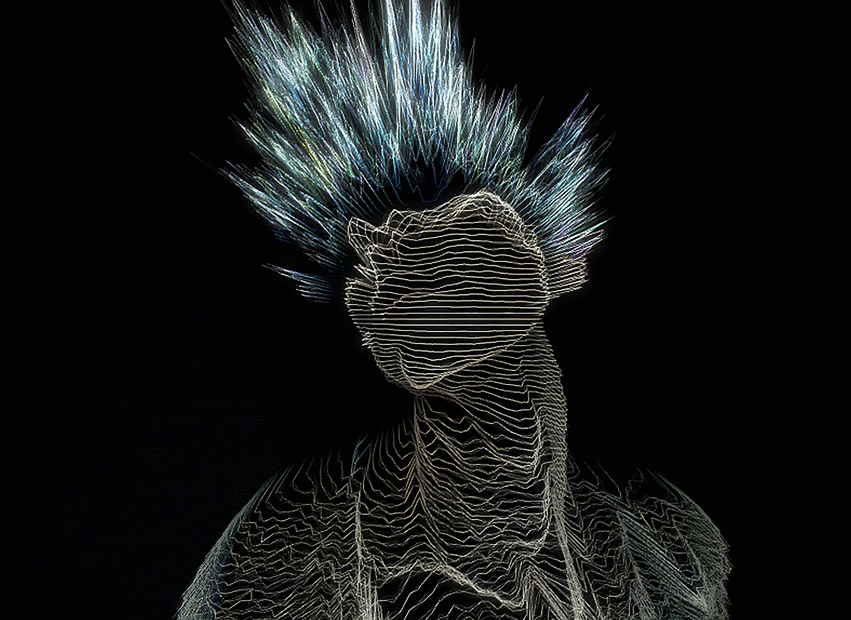 Avatar 3047, 2017 (© Valentina Serrati)