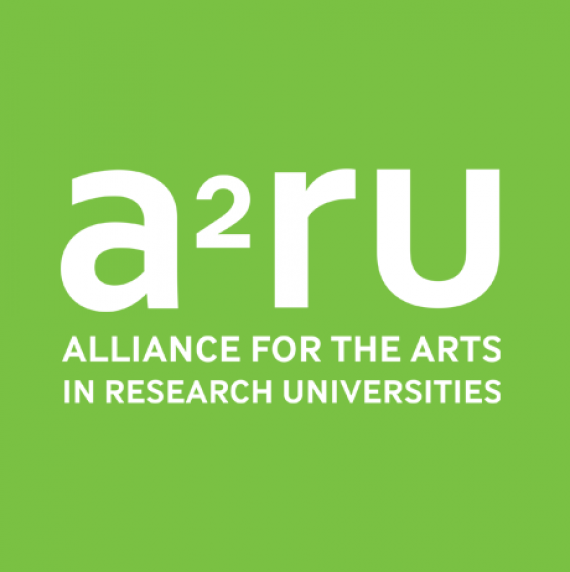 a2ru Alliance for the Arts in Research Universities Logo
